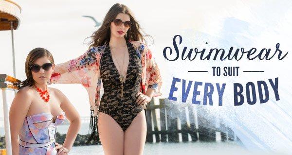 Swimwear to Suit Every Body