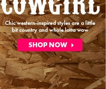 Chic Western-Inspired Styles - Shop Now