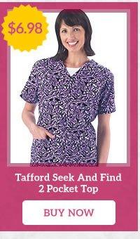 Tafford Seek And Find 2 Pocket Top - Buy Now