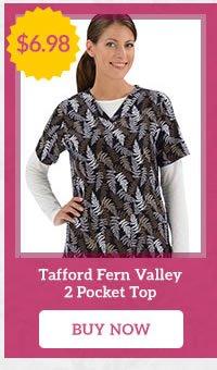 Tafford Fern Valley 2 Pocket Top - Buy Now