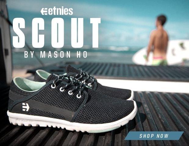 Mason Ho Scout colorway
