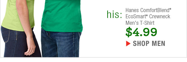 Get your St. Patrick's Day T-Shirts For Him as low as $4.99