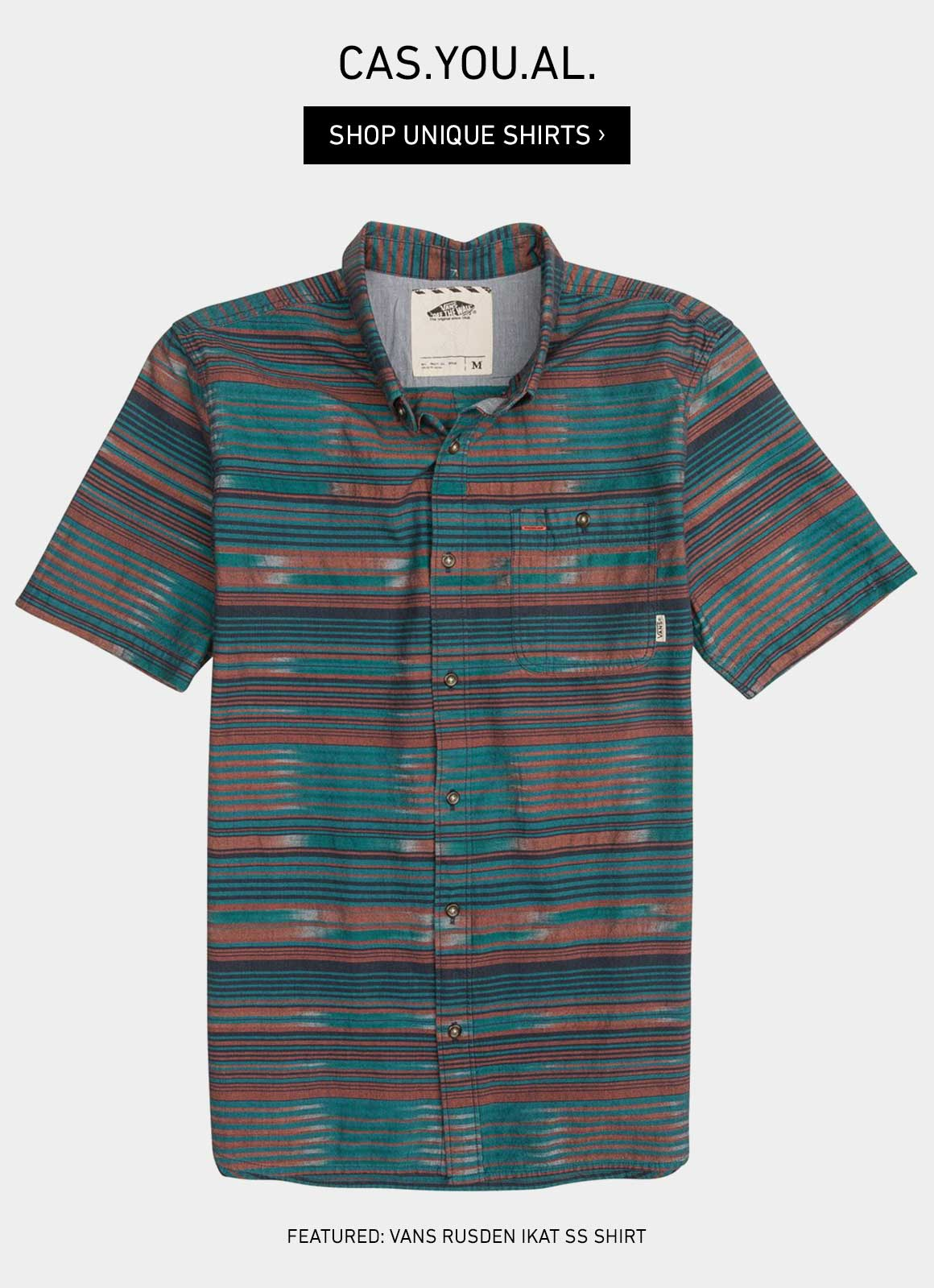 Keep It Casual: Shop New Unique Shirts