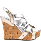 Manetti - Silver Multi Leather