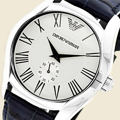 Designer Watches ft. Armani
