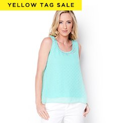 Yellow Tag Sale: Tops for Her