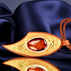 Always In Style: Amber Jewelry