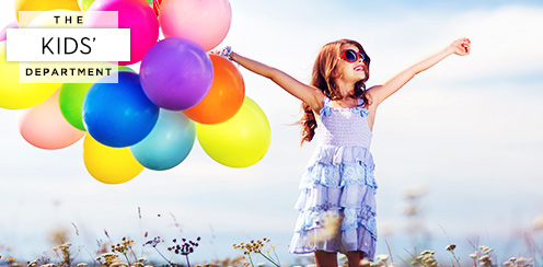 Junior Girls and Boys Apparel & Accessories
