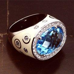 Luxury Jewelry: Zoccai,Enzo Liverino, Favero & more