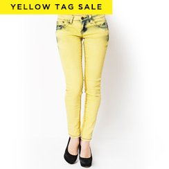 Yellow Tag Sale: Bottoms for Her