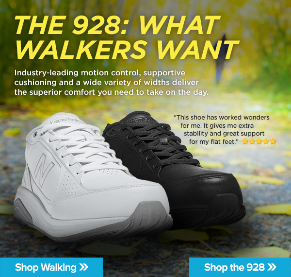 What Walkers Want – The 928