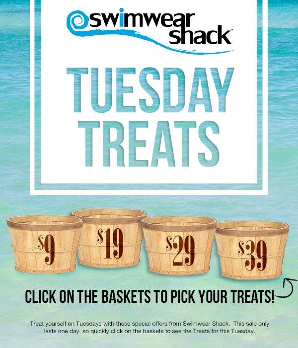 Tuesday Treats!