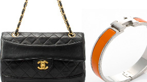 Pre-owned Hermes and Chanel
