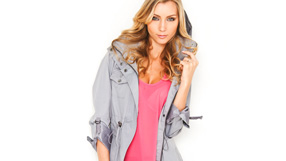 Spring Anoraks For Mother and Daughter- DOD