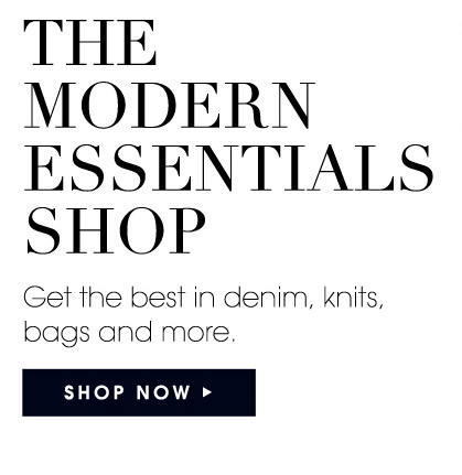 THE MODERN ESSENTIALS SHOP