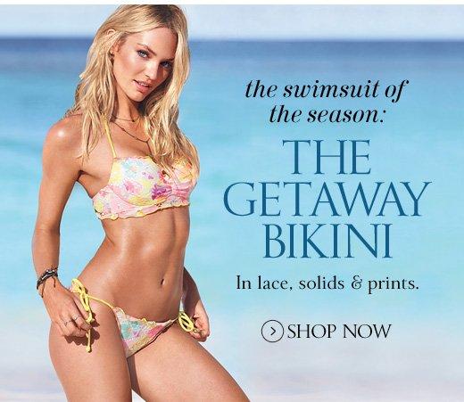 The Getaway Bikini