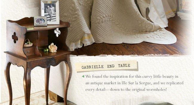 Gabrielle End Table