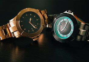 Shop NEW Sneaker-Inspired Watches
