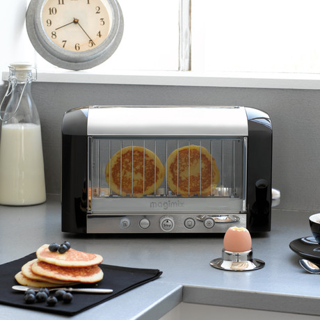 Vision Toaster // Black