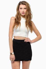 Tidal Wave Skirt 32