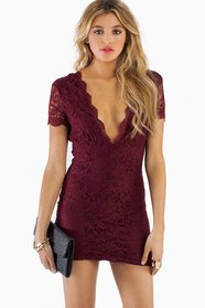 Vdara Lace Bodycon Dress 50