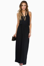 Driving Racerback Maxi Dress 40