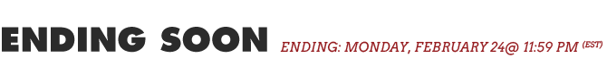 Ending Soon