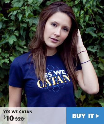 yes we catan?
