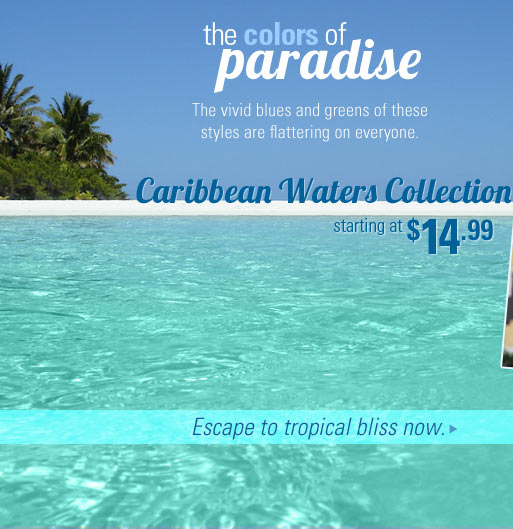 Caribbean Waters Collection