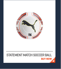 Statement Match Soccer Ball
