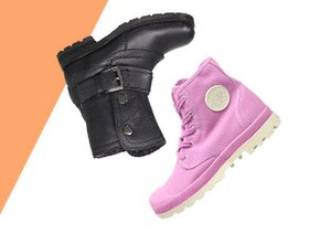 End of Season Steals: Kids' Boots