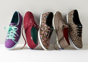 Street Style: Fashion Sneakers