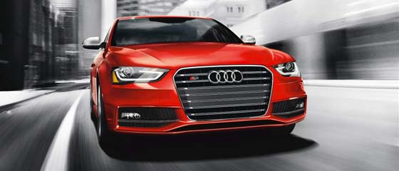 The Audi S4-performance at a completely different level