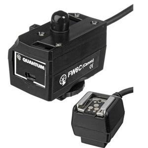 Adorama - Quantum FW6C FreeXwire QLink for Canon Systems, 600' Range
