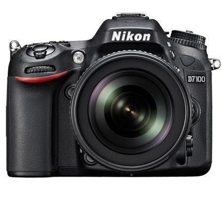 Adorama - Nikon D7100 DX-format 24.1MP DSLR Camera Kit with AF-S DX NIKKOR 18-140mm f/3.5-5.6G ED VR Lens