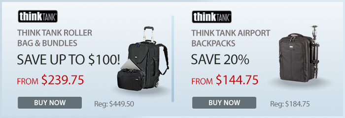 Adorama - Think Tank Bag Feature