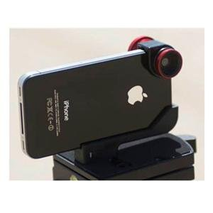 Adorama - Olloclip Quick-Connect Lens Solution (Fisheye Lens, Macro Lens, Wide-angle Lens) for iPhone 4 / 4S