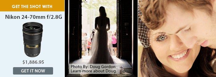 Adorama - Get the Shot with Doug Gordon