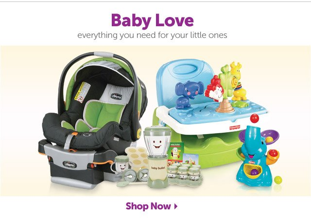 Baby Love - everything you need for your little ones - Shop Now