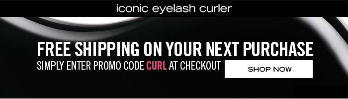 Iconic eyelash curler