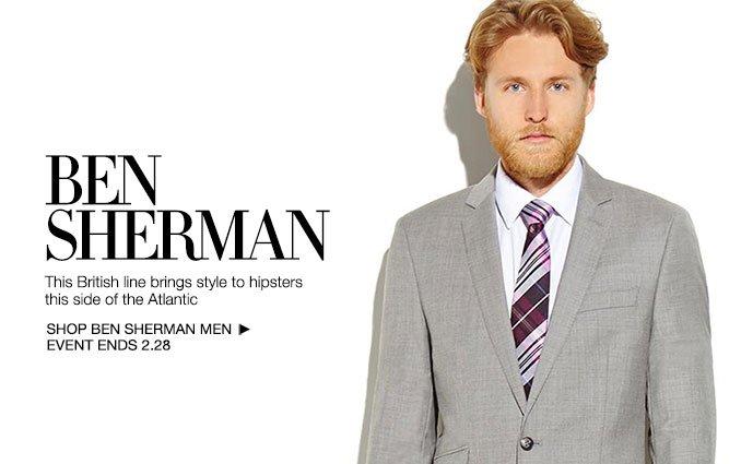 Shop Ben Sherman - Men.