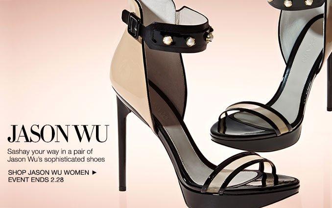Shop Jason Wu - Ladies Shoes.