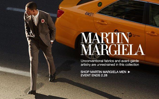 Shop Martin Margiela - Men.
