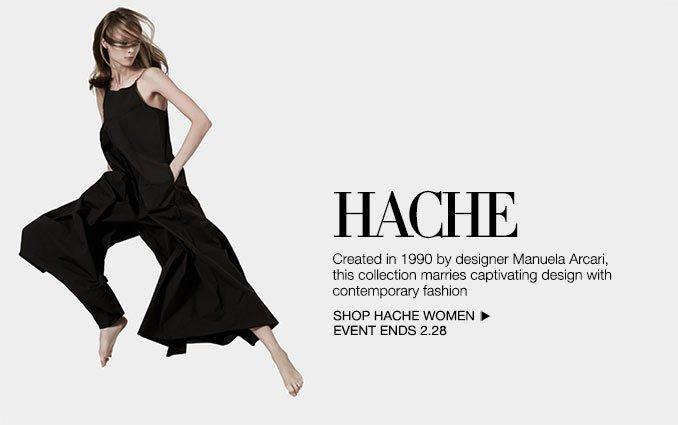 Shop Hache - Ladies.
