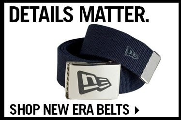 Shop New Era Belts