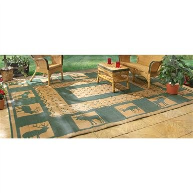 Guide Gear® Reversible Lodge Patio Mat