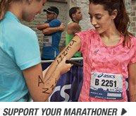 Start Now at Support Your Marathoner - Promo C