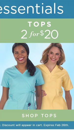 Tafford Essentials Top 2 for $20- - Shop Now