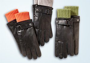 Going Fast: Gloves