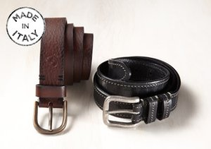 Made in Italy: Maker & Co. Belts